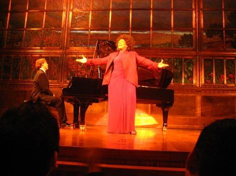 Jessye Norman en Bellas Artes 03